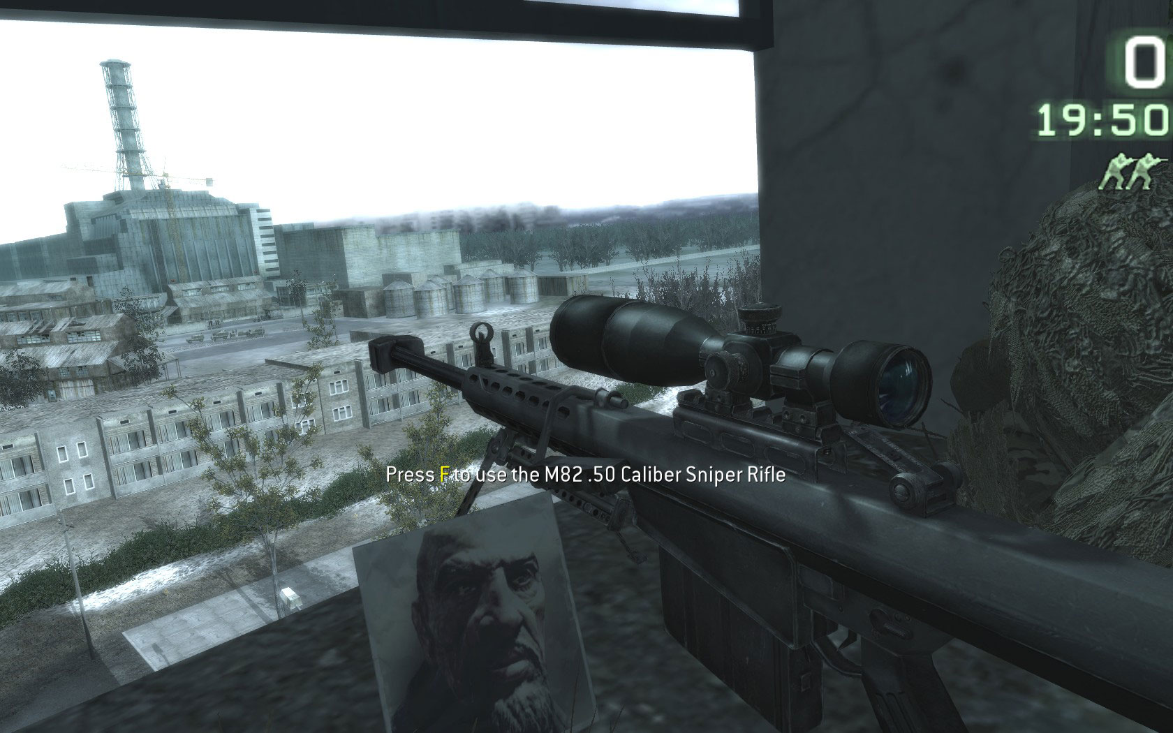 Image result for call of duty 4 sniper mission